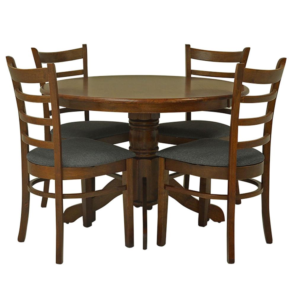 Comedor r o 4 sillas multicentro multicentro for Comedores de terraza baratos